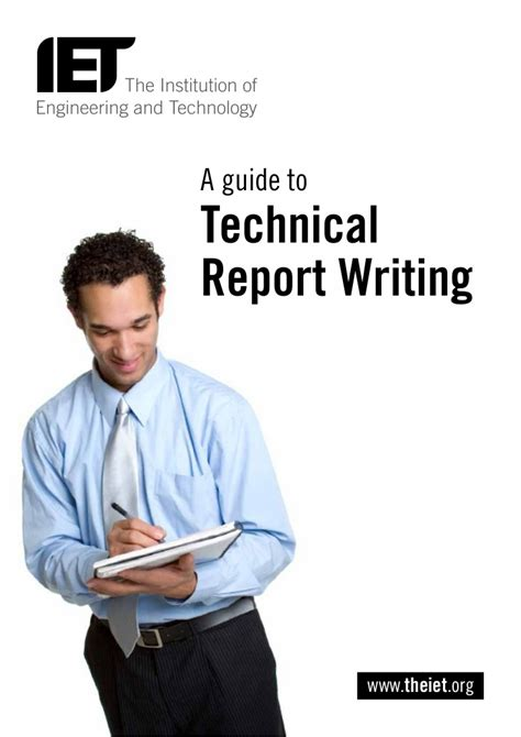 Technical Report Writing Exles Ppt by Technical Report Writing