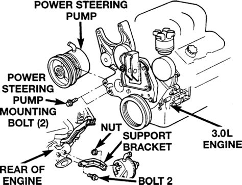Sport Power Steering Seal Kit Low Ford Ranger repair guides steering power steering