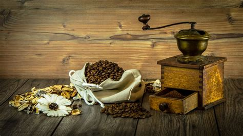 Handcrafted Coffee - free photo coffee grinder grain coffee free image on