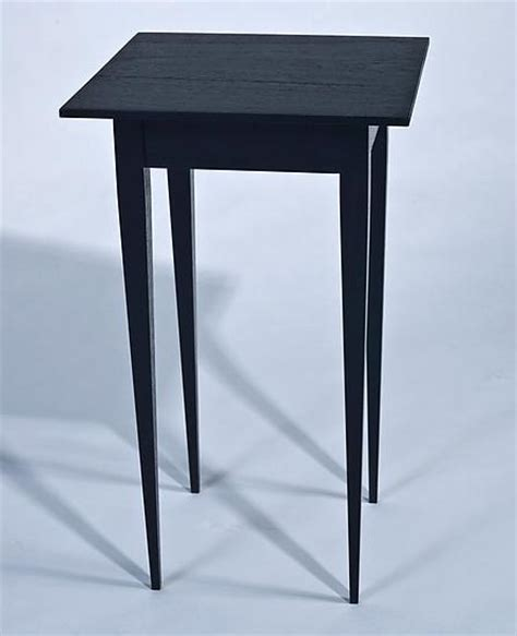 Small Side Desk Small Side Table By Karel Aelterman Wood Side Table Artful Home
