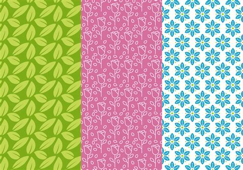 daun vector wallpaper background daun seamless patterns download free vector
