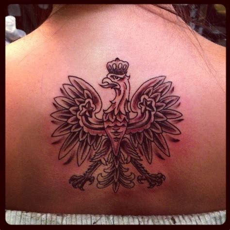 polish falcon tattoo eagle i want this inked and pierced