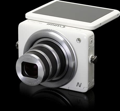 canon powershot n first impressions: digital photography