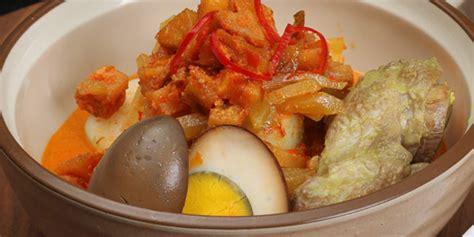 cara membuat opor ayam jawa cara membuat sambal goreng opor resep katemi