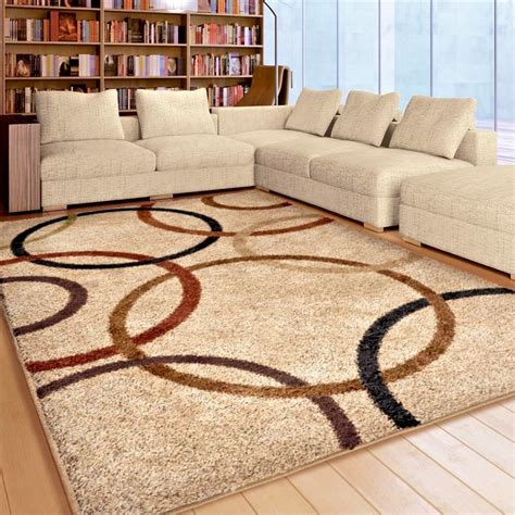 Modern Rugs For Living Room Rugs Area Rugs 8x10 Area Rug Carpet Shag Rugs Living Room Modern Large Cool Rugs Ebay