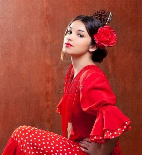 spanish women hairstyle traditional spanish women worn by spanish women program