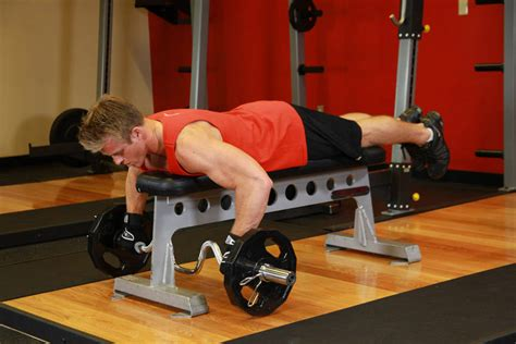 high bench two dumbbell rowing that s another year written off then hernia content