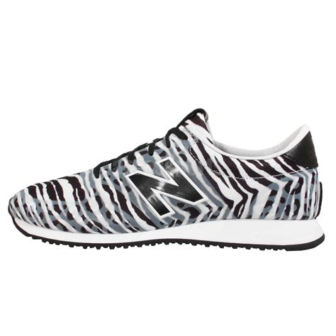 new balance wl420dfz b animal zebra print womens running shoes sneakers ebay