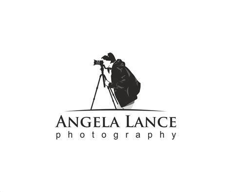 Photography Company by Feminine Conservative Logo Design For Justin Lance By