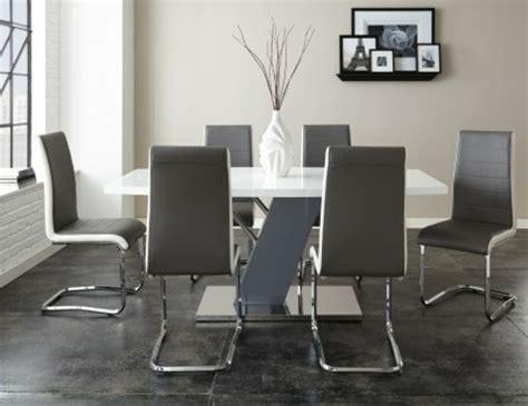 Schöne Küche Kaufen by Esszimmer Set Grau Weiss Haus Design Ideen