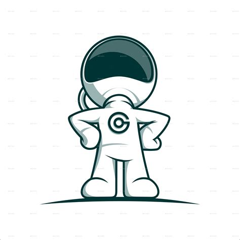 astronaut by gowir graphicriver