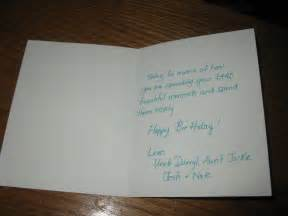 the quot unworking quot birthday card