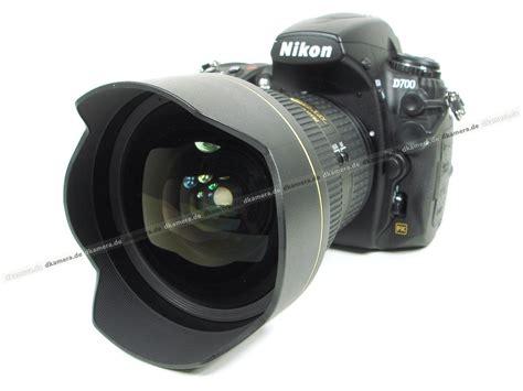 Kamera Nikon D700 die kamera testbericht zur nikon d700 testberichte