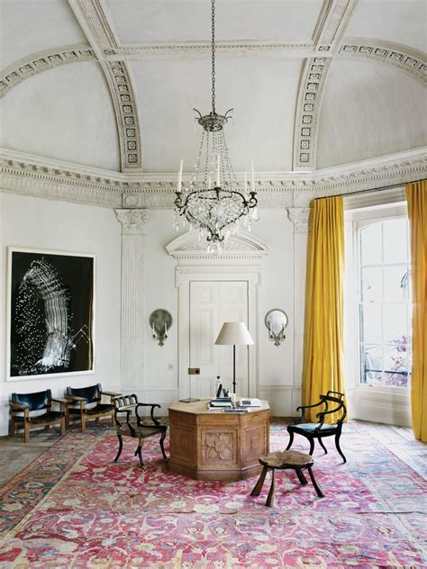 york times designer rose uniackes london home
