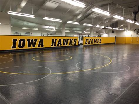 carver hawkeye arena premium seating iowa cs