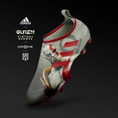 adidas glitch spectacular adidas glitch virtual heroes concept boots