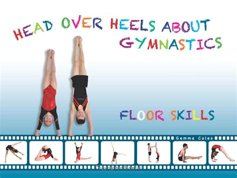 heels about gymnastics floor skills book