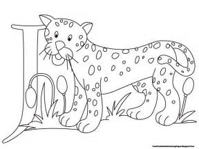 jaguar coloring pages jaguar alphabet coloring pages printable free printable