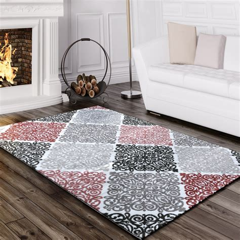 Design Teppiche by Designer Teppich Barock Design Pink Design Teppiche
