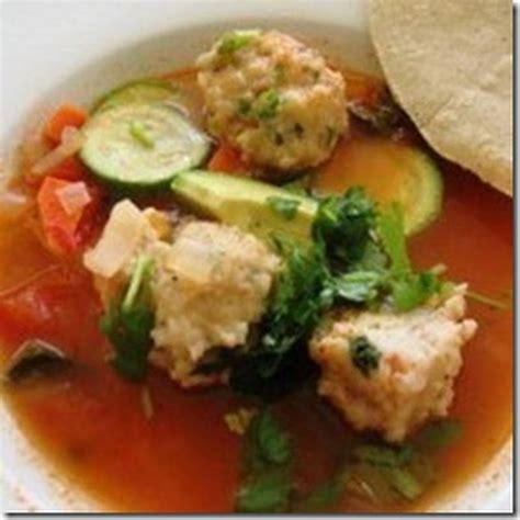 cara membuat om ali cara membuat albondigas soup mexico resep menu masakan