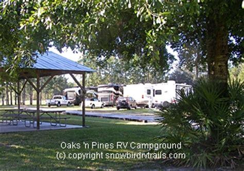 Ginnie Springs Cabin Rentals by Snowbird Rv Trails