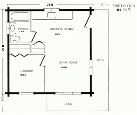 20 x 20 house floor plans home deco plans 20 x 24 house floor plans 20 x 24 cabin floor plan with