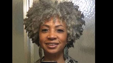 60 year old black women hair gray hair is a crown of glory proverbs 16 31 25 gray