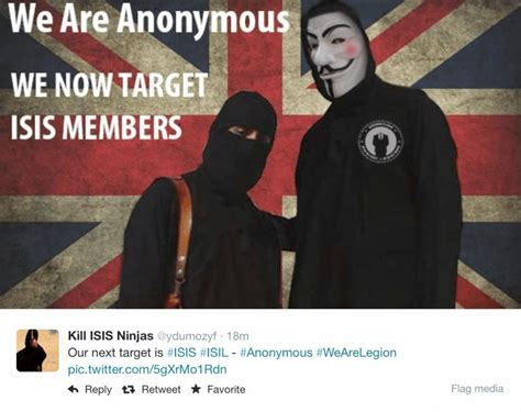 anonymous tutorial hack isis isis vs anonymous who s the idiot movie tv tech geeks