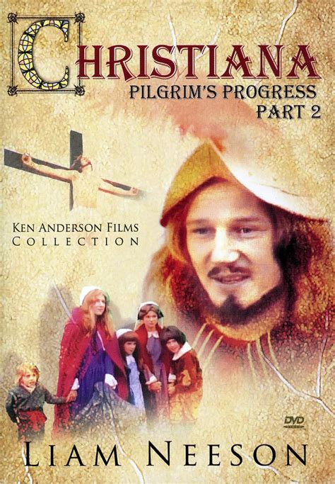libro pilgrims progress 2 christianas pilgrim s progress part 2 christiana christian movie film dvd liam neeson pilgrim movie