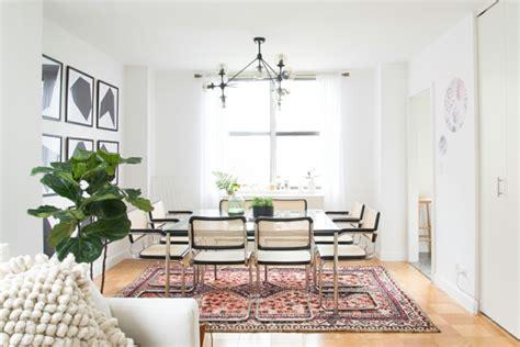 Esszimmer Teppich by 50 Esszimmer Teppich Ideen Welche Form Farbe W 228 Hlen