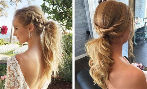 Cool Ponytail Hairstyles by 25 Ponytail Hairstyles For Special Occasions