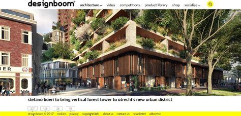 designboom bosco verticale designboom com stefano boeri porta il bosco verticale ad