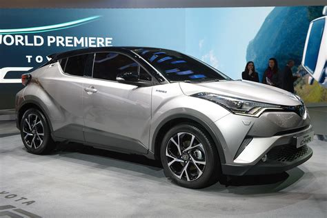 toyota s vezel fighter c hr will be available with a 1