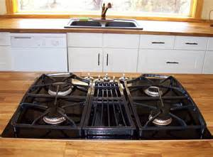 kitchen gas stove top az containers