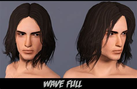 sims 3 male medium hair mod the sims 3 ambitions hairs converted for males