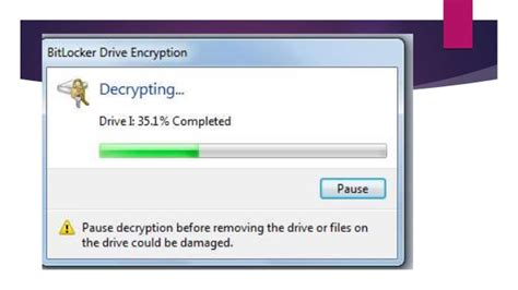 how to use encryption and decryption in window drives
