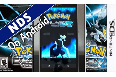 white 2 rom android drastic pok 233 mon black 2 nintendo ds emulator on android
