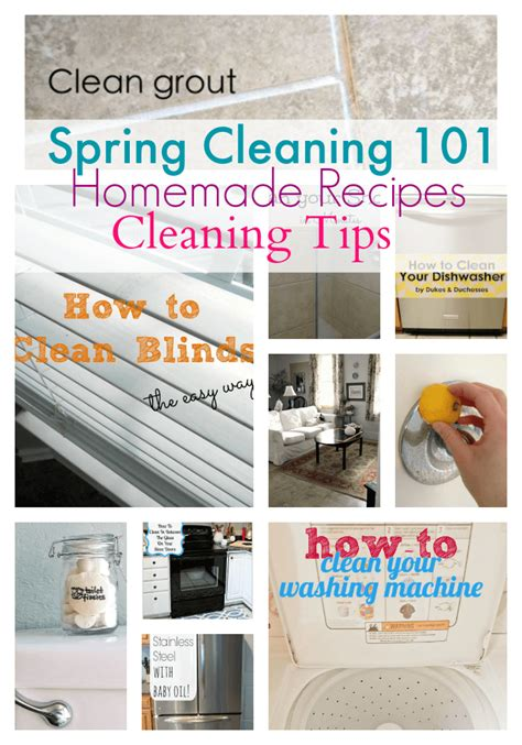tips for spring cleaning 10 smart spring cleaning tips and tricks page 2 of 2