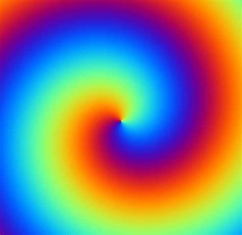 spinning rainbow animated gifs creepy gif