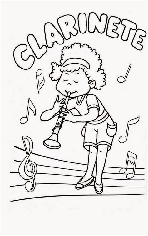 imagenes para colorear instrumentos musicales mi blog de los trotam 250 sicos dibujos para colorear