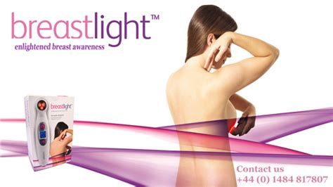cancer screening light newcastle breastlight cancer screening device in uk