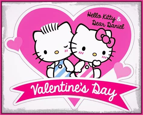 imagenes de hello kitty amor imagenes con frases de amor de hello kitty archivos