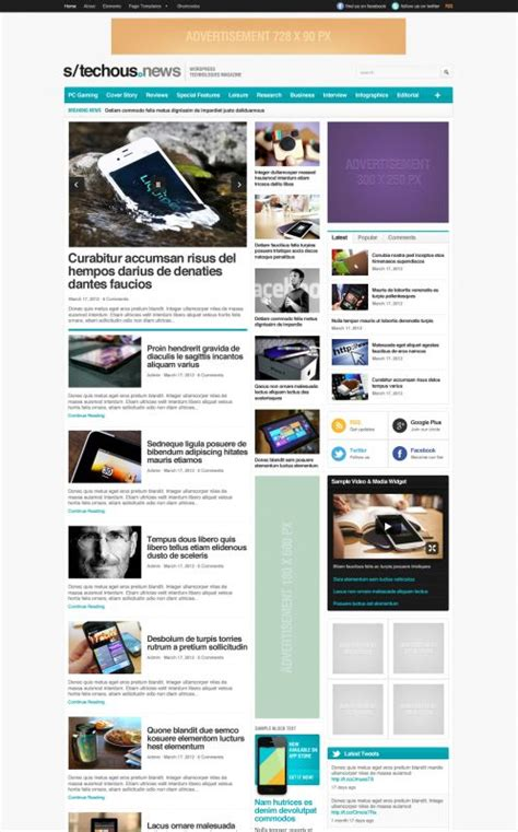 unique wordpress themes free download news magazine wordpress theme free download all design