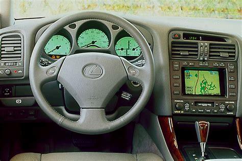 auto air conditioning repair 2004 lexus gs navigation system 1998 05 lexus gs 300 400 430 consumer guide auto