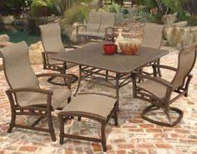 Mallin Patio Furniture by Mallin Patio Furniture For Your Outdoor Living Modern