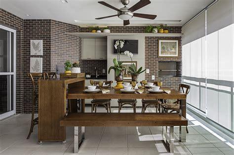 aparador varanda gourmet tend 234 ncias em decora 231 227 o de varandas gourmets revista use