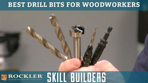 best drill for woodworking best drill bits for woodworking rockler skill builders