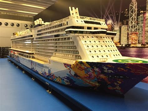 what is the biggest boat in the whole wide world largest lego ship w o support that break the guiness world