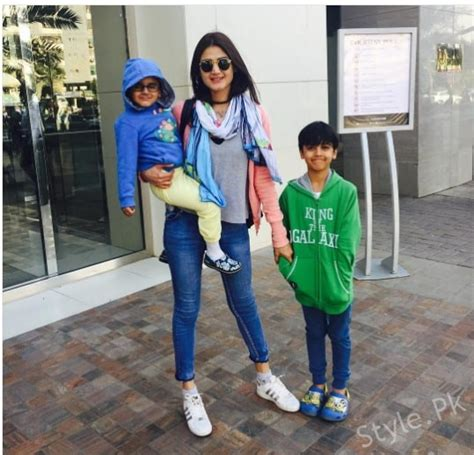 Designer Living by Hira And Mani Family Pictures Hira Mani Kids Pictures