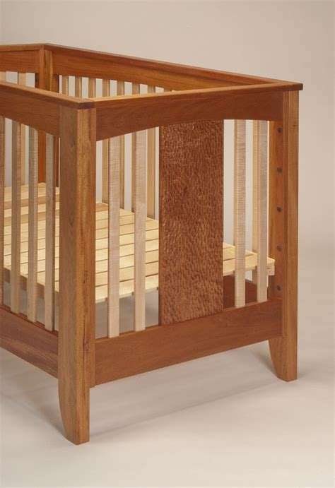 Custom Made Crib by Custom Crib By Neal Barrett Woodworking Custommade